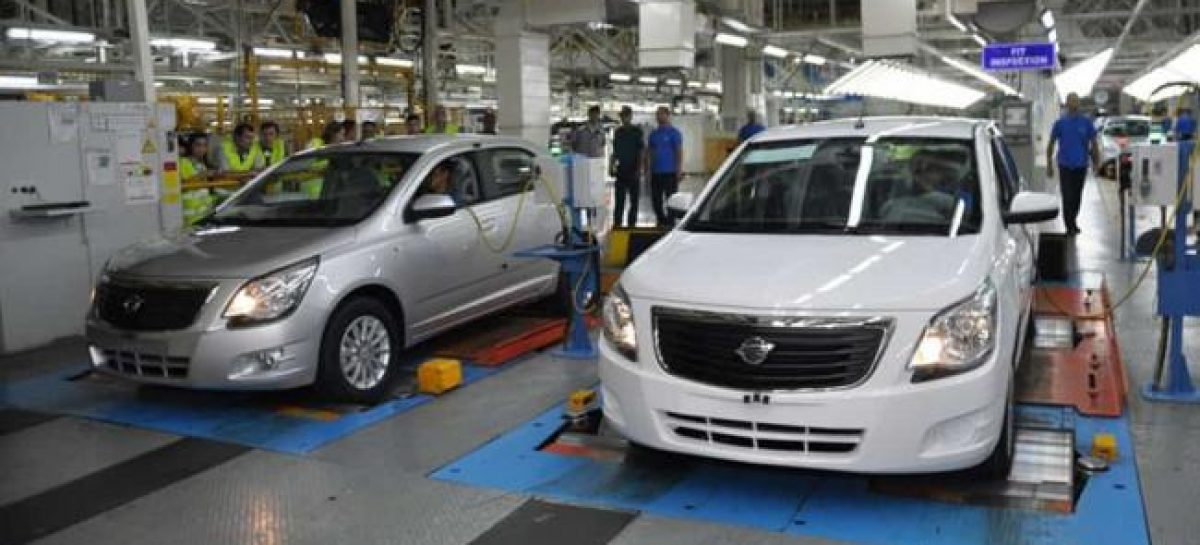Узбекистан выкупил акции автомобильного завода в Асаке у GM