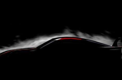 Toyota опубликовала первый тизер спорткара для чемпионата Super GT