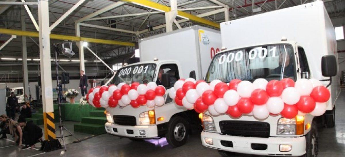 Старт производства двух новых автомобилей Hyundai на заводе Автотор