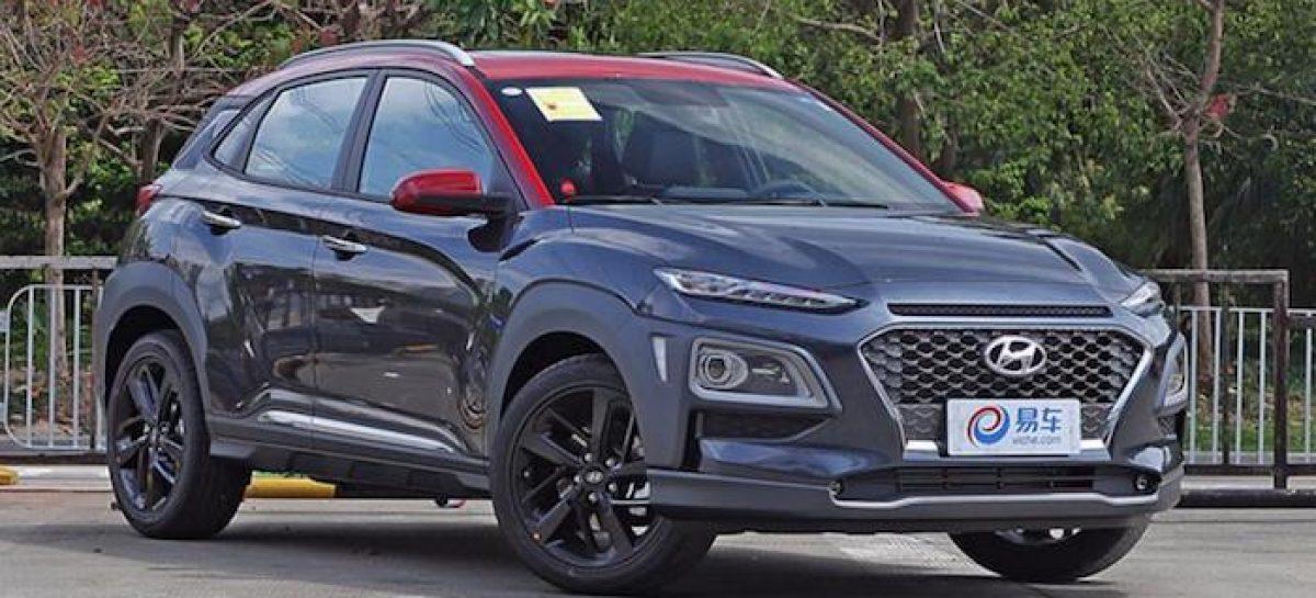 Первые фотографии Hyundai Leonis появились в Сети