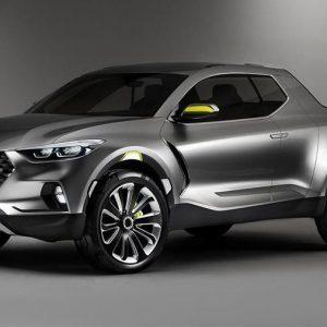 Hyundai и Kia выпустят пикапы на одной платформе