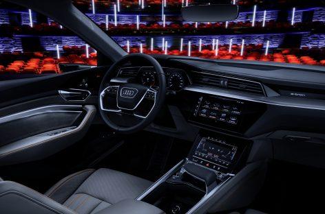 Персональная и интеллектуальная мобильность в Audi e-tron