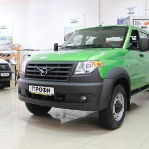 Обновлен легкий грузовик УАЗ Профи