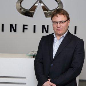 Назначен новый Управляющий Директор Infiniti Россия-Казахстан-Украина