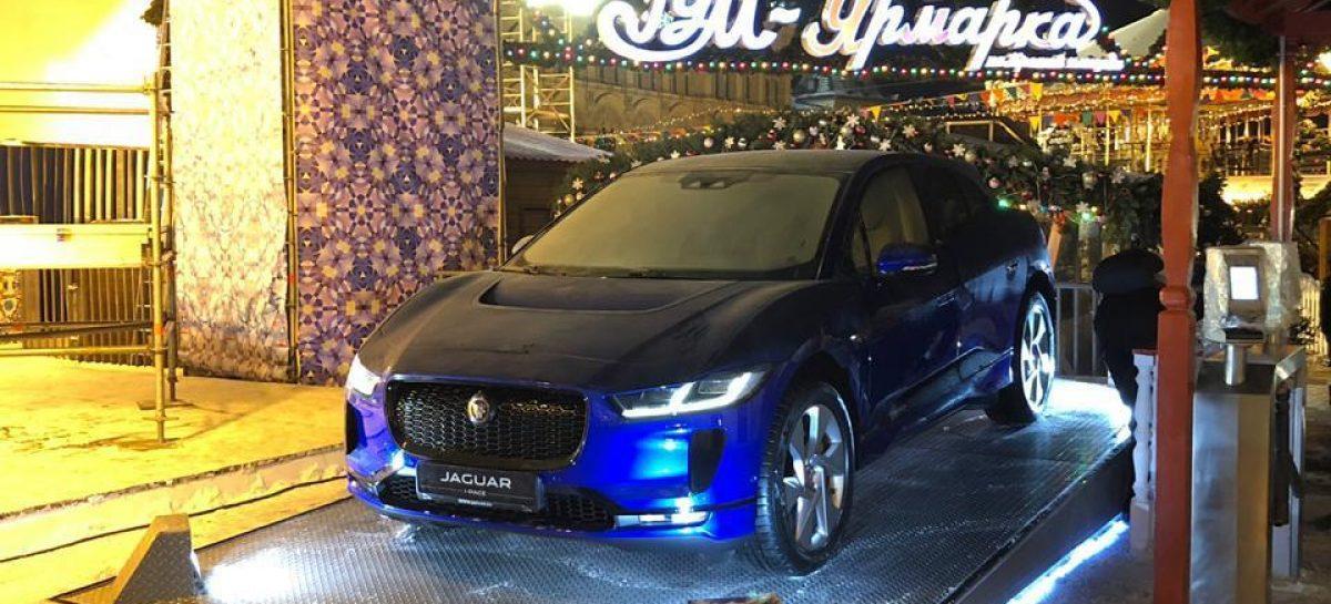 Jaguar Land Rover Россия официальный автомобильный партнер ГУМ-Катка