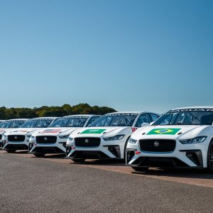 Jaguar запускает первую в истории серию гонок для электрических автомобилей