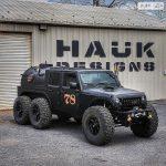 Паровой Jeep Wrangler выставили на продажу