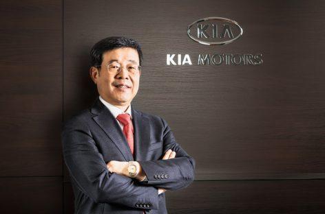 Назначен новый президент KIA Motors Rus & CIS