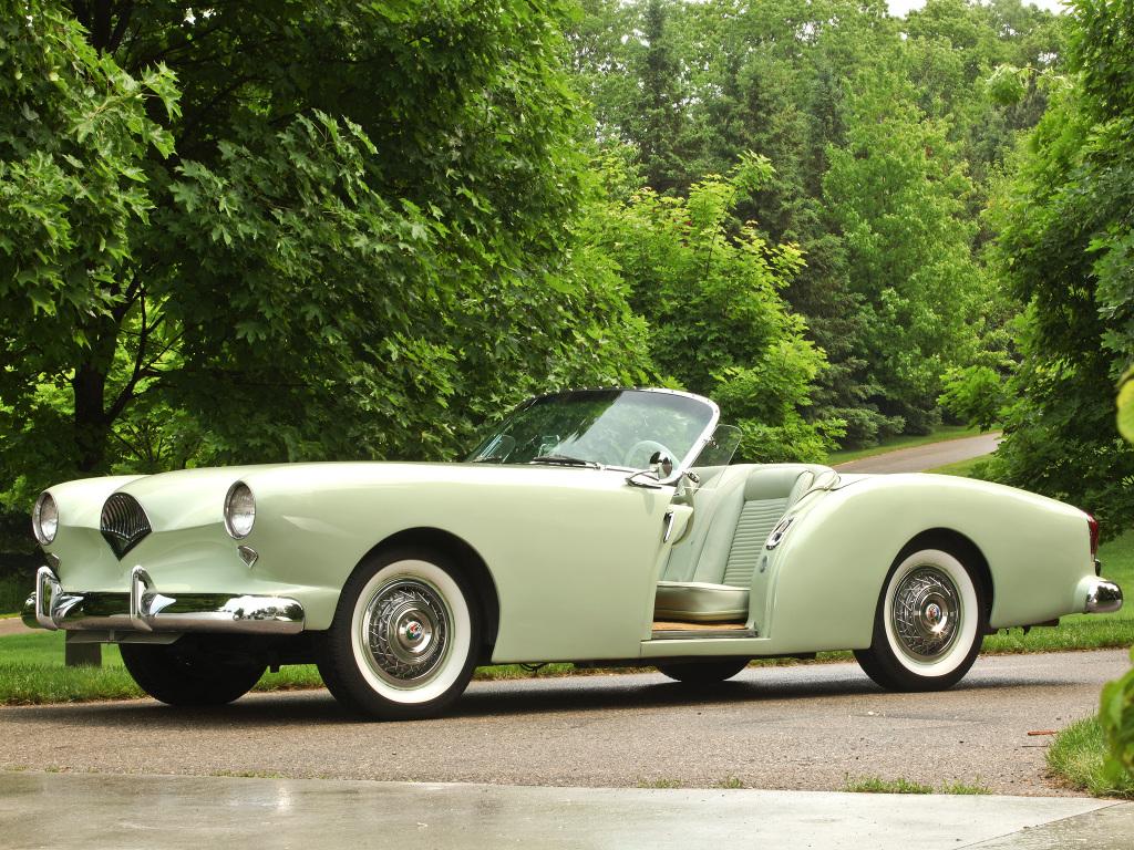 Kaiser Darrin Sport Convertible 1954