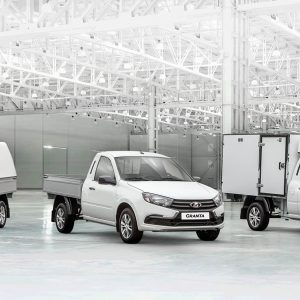 Старт продаж коммерческих автомобилей LADA Granta
