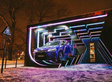 Представлен новый компактный кроссовер Lexus UX