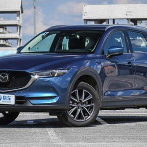 Продажи кроссовера Mazda CX-5 выросли на 19%