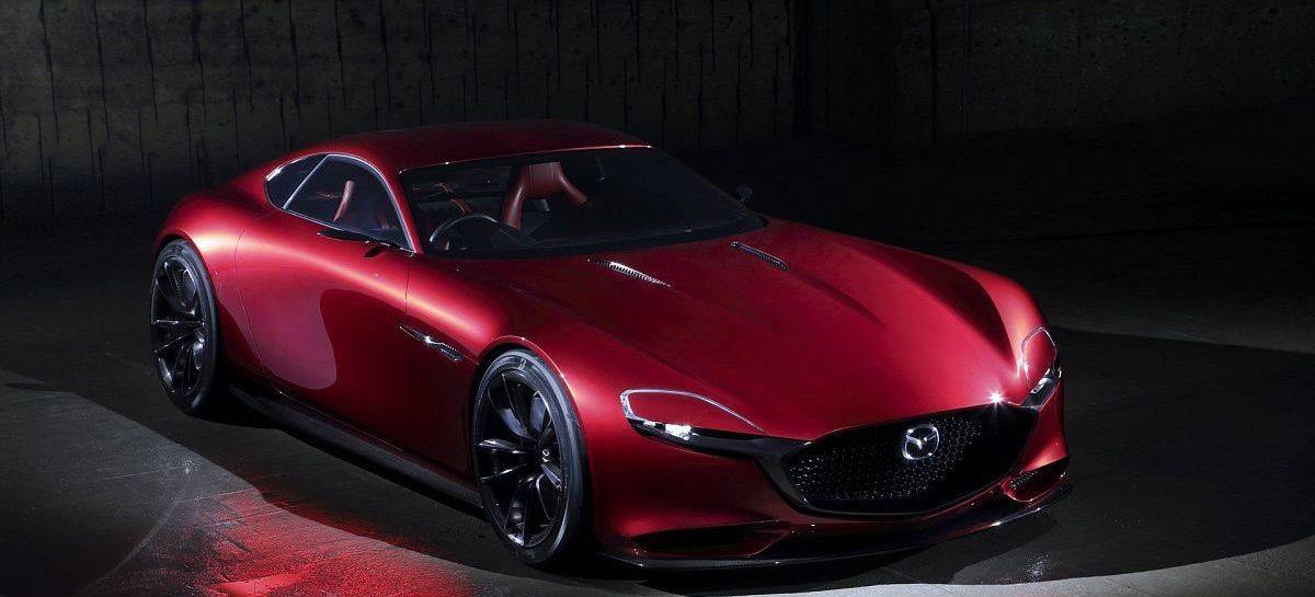 Mazda представила новый ротор – RX будет?