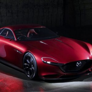 Mazda представила новый ротор - RX будет?
