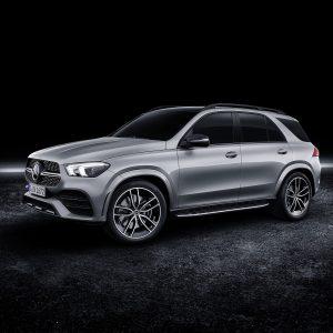 Открыт предзаказ на новый Mercedes-Benz GLE