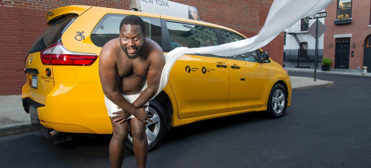 Вышел календарь нью-йоркских таксистов в стиле пин-ап