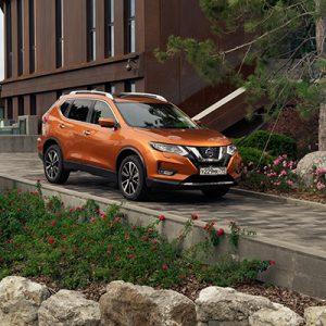 Стартовали продажи нового Nissan X-Trail