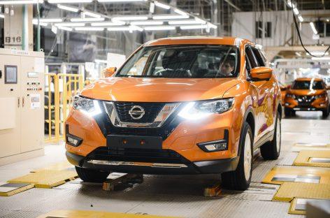 На заводе Nissan в Санкт-Петербурге выпущено 350 000 автомобилей
