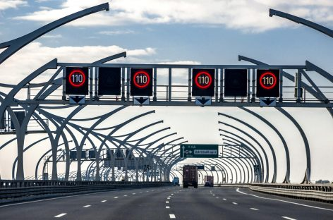 Росавтодор собирается увеличить скоростной лимит
