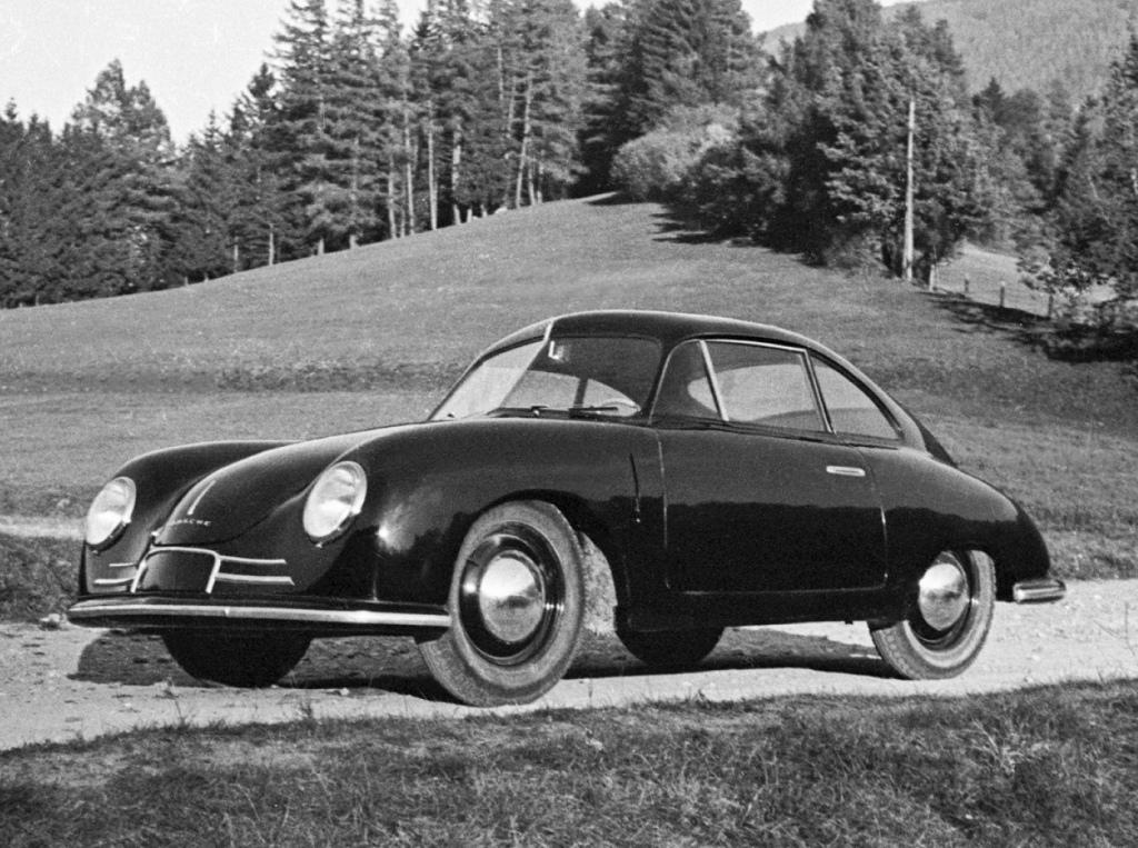 Porsche 356/2 Gmünd Coupe 1948-51