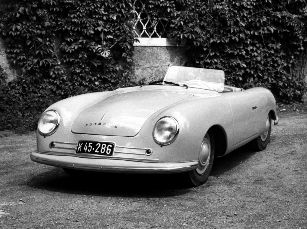 Porsche 356 Roadster №1 1948