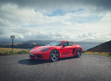 Представлен новый Porsche 718 T