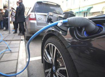 Электромобили в России могут получить номера зеленого цвета