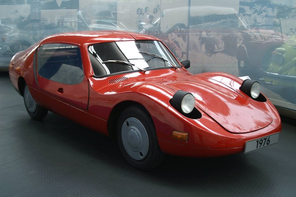 Rovomobil 1976