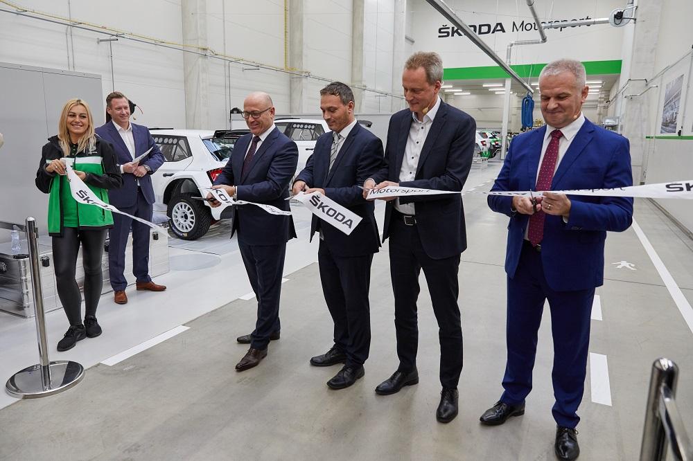 Штаб-квартира SKODA Motorsport переезжает в новый единый комплекс (1)