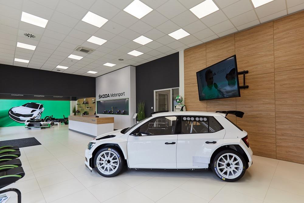 Штаб-квартира SKODA Motorsport переезжает в новый единый комплекс (2)