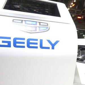 В I квартале 2019 года Geely представит электромобиль