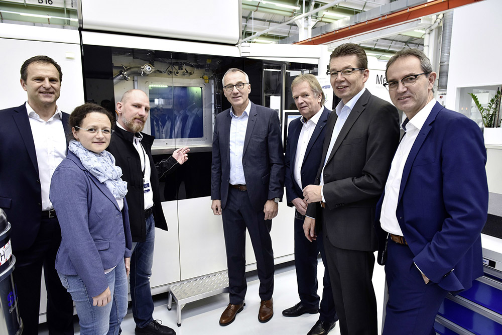 Producing for the future: Volkswagen Toolmaking opens highly adv