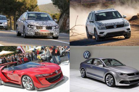 Volkswagen признал продажу предсерийных автомобилей