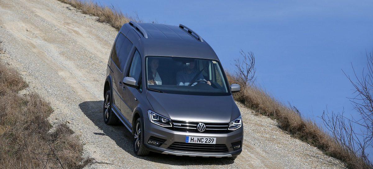 Volkswagen Caddy— лидер посохранности остаточной стоимости всегменте MPV