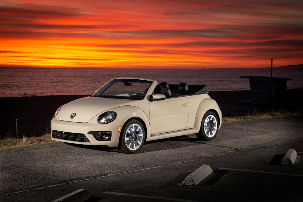Volkswagen Beetle Final Edition 2018