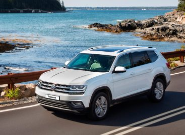 В 2018 году реализовано более 100000 автомобилей Volkswagen