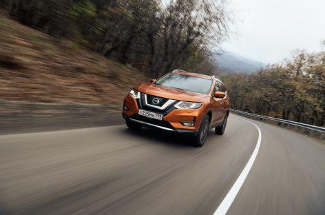 Nissan X-Trail стал лауреатом премии «Автомобиль года в России» в номинации «Лёгкие внедорожники»