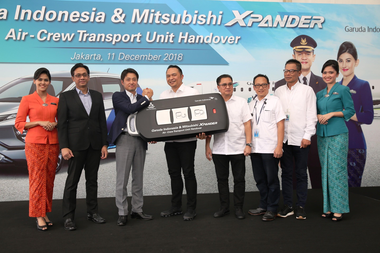 Mitsubishi Motors завершила крупнейшую на сегодняшний день продажу партии XPANDER