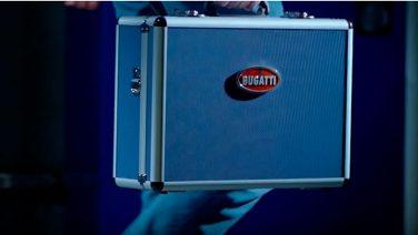 Bugatti показала работу своей новой тормозной системы