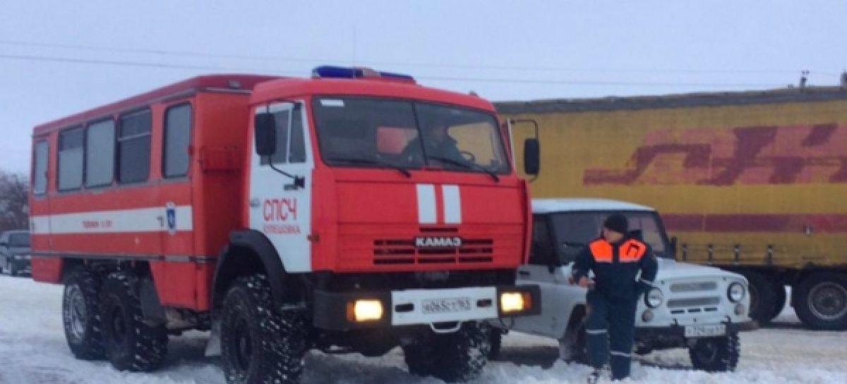 Трассу Ростов-Ставрополь открыли для движения в обоих направлениях