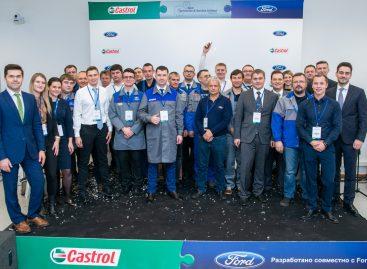 Итоги конкурса «лучший механик Ford 2018»