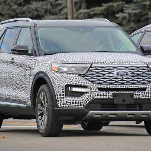 Анонсирована премьера нового Ford Explorer