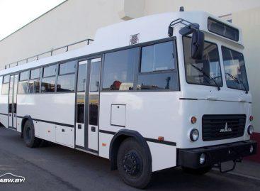 Решилась судьба уникального внедорожного автобуса