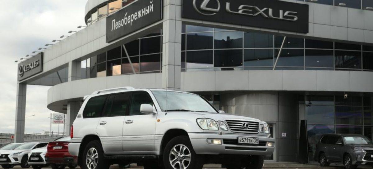 Lexus LX: Миллион километров в российских условиях