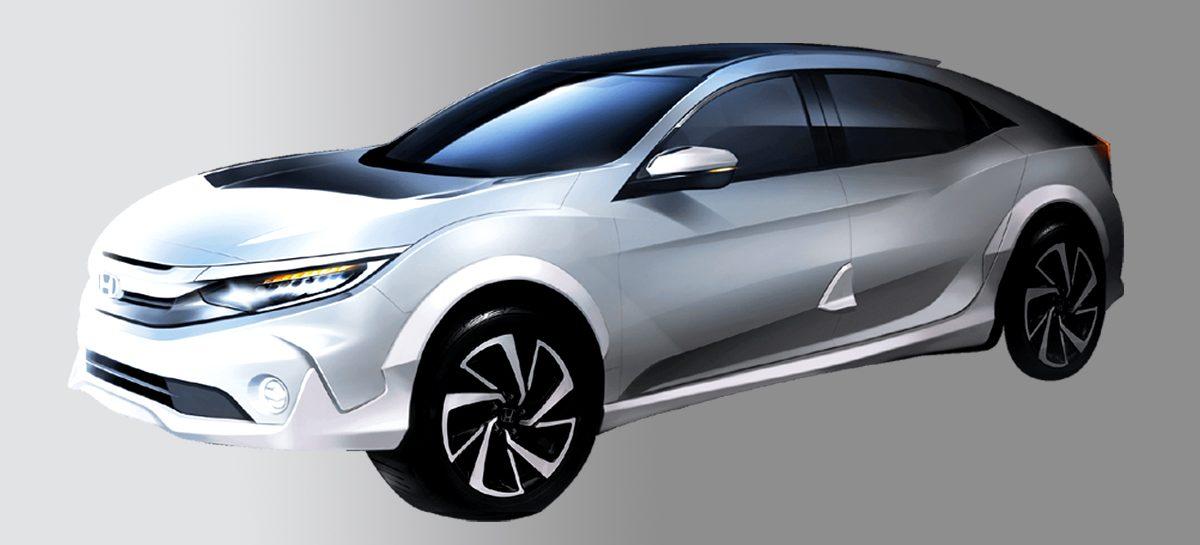 Анонсирована премьера «вседорожной» версии новой Honda Civic