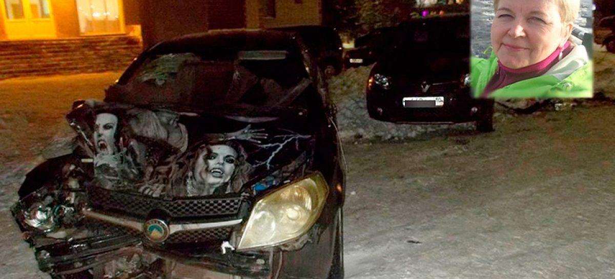 В Карелии мэра города сбила машина