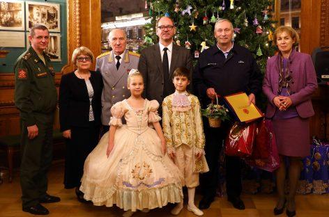 Hyundai Motor выступил спонсором детской благотворительной елки в Аничковом дворце