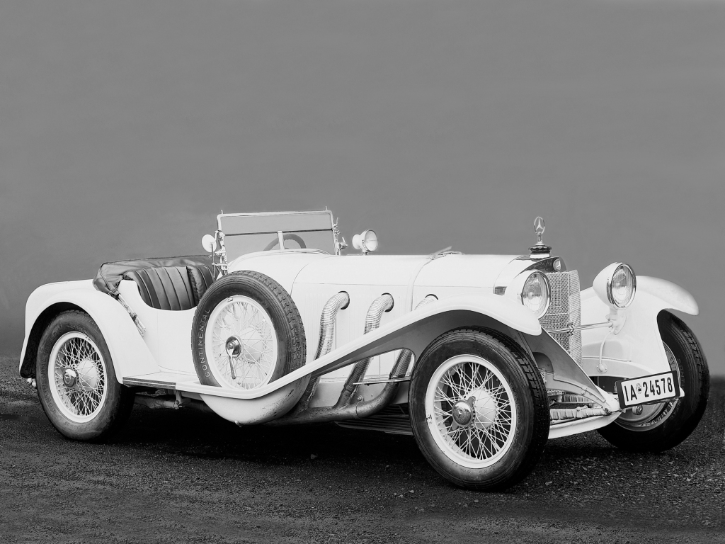Mercedes-Benz ss 1928-33