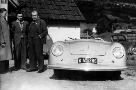 Фердинанд – человек-легенда. История Porsche