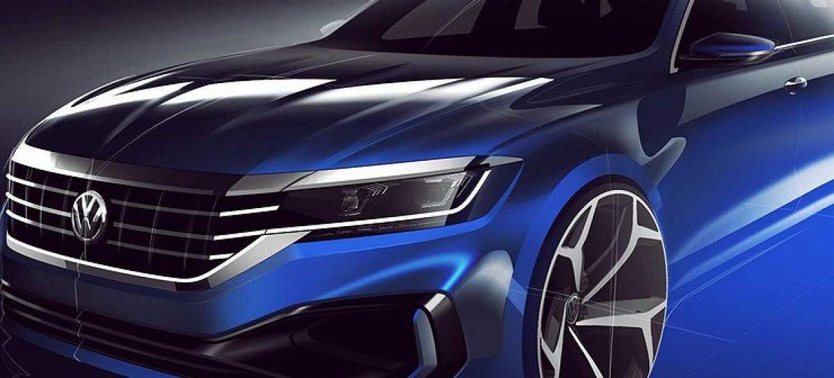 Представлен новый Volkswagen Passat